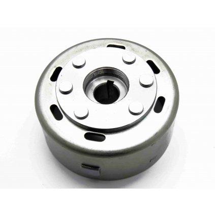 pitbike magneto, rotor středního zapalování