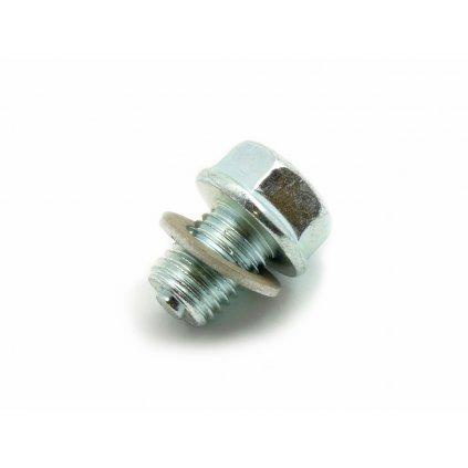 Magnetický šroub na vypouštění oleje ocelový