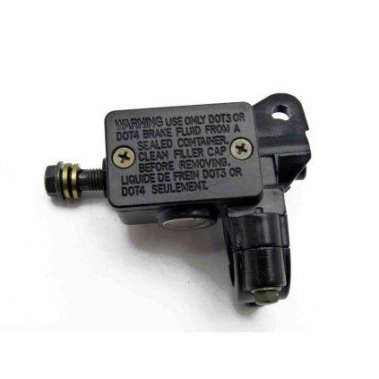 pitbike přední brzdová pumpa Stomp, DemonX, WPB, černá