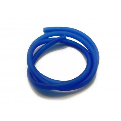 pitbike benzínová hadička modrá