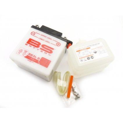 baterie Juicebox 90 el.start, BS, BB3L-B