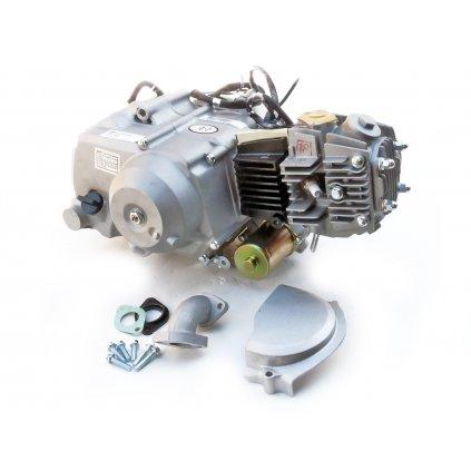 pitbike motor Lifan 90 elektrický startér, Stomp