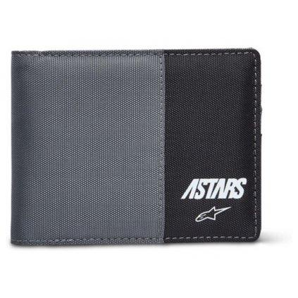 peněženka MX WALLET, ALPINESTARS (šedá/černá)