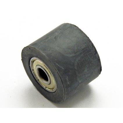 pitbike rolnička řetězu rovná, vnitřní průměr 10mm, černá, Stomp, DemonX, WPB