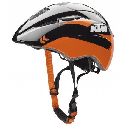 dětská přilba na kolo, KTM