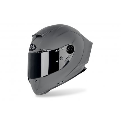 přilba GP 550S COLOR Special Editon, AIROH - Itálie (tmavě šedá/matná) 2021