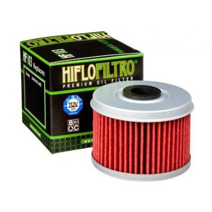 Olejový filtr HF103, HIFLOFILTRO