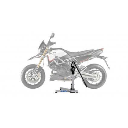 adaptér Aprilia SMV 750 Dorsoduro 08->16, SMV 1200 Dorsoduro 11->17, MAX2H