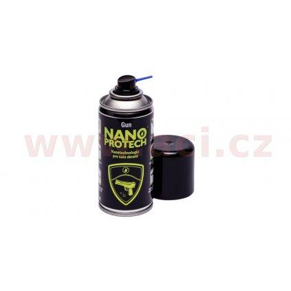 NANOPROTECH Gun pro střelné zbraně sprej 150 ml