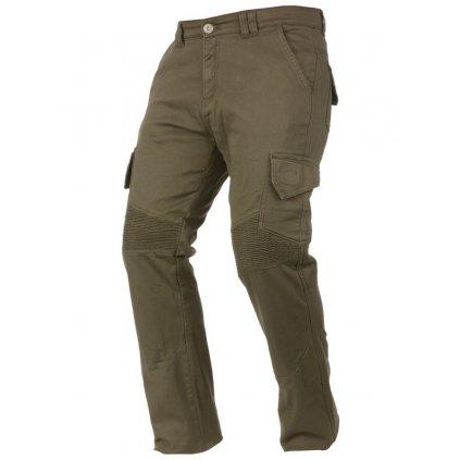 kalhoty DELTA, AYRTON (zelené)