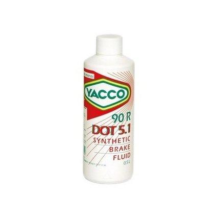 Brzdová kapalina YACCO 90 R DOT 5.1, YACCO (5 l)