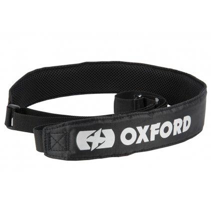 popruh na přenášení přileb LID STRAP, OXFORD - Anglie (černá)