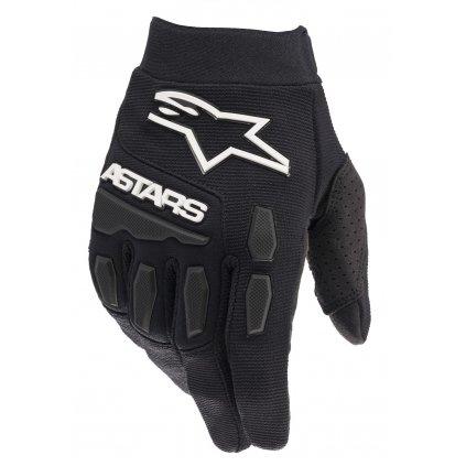 rukavice FULL BORE 2022, ALPINESTARS, dětské (černá)