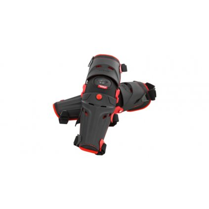 chrániče kolen 5 Pivot, FLY RACING (černá/červená, pár)