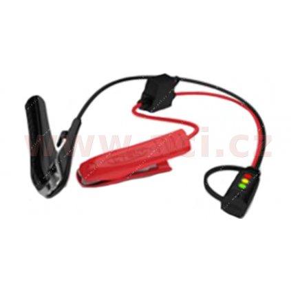 CTEK konektor Komfort s indikací stavu baterie - krokosvorky