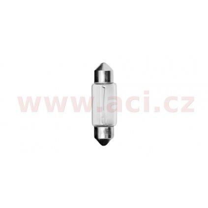 žárovka 12V 10W (patice SV8,5 11*28 mm) NARVA (sada 10 ks)