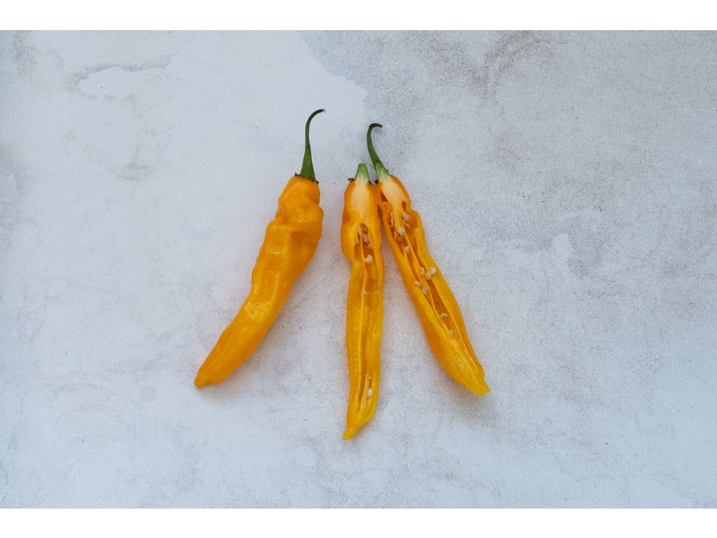 Fatalii Yellow