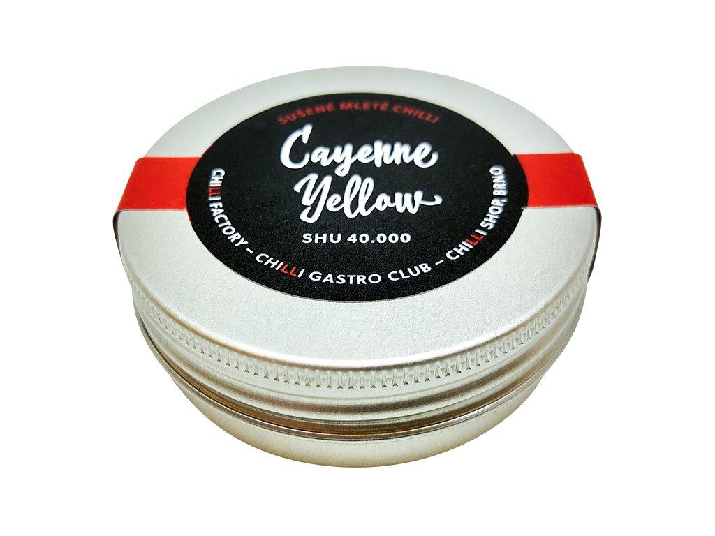 Cayenne_yellow_world_of_chilli