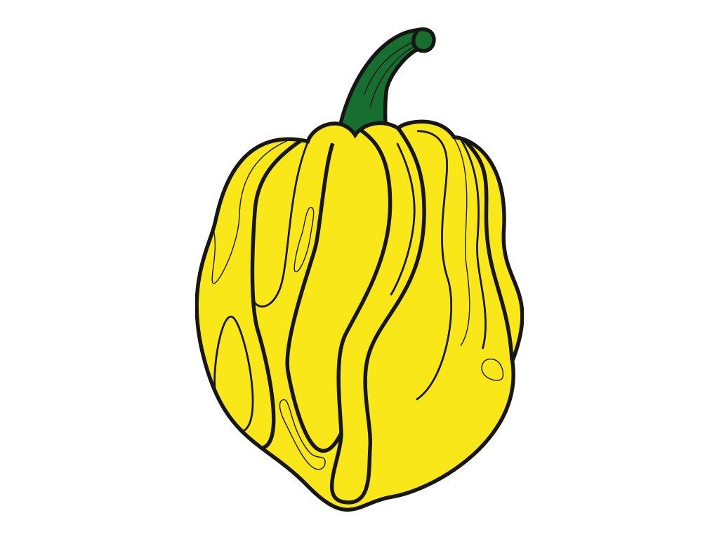 Habanero Lemon