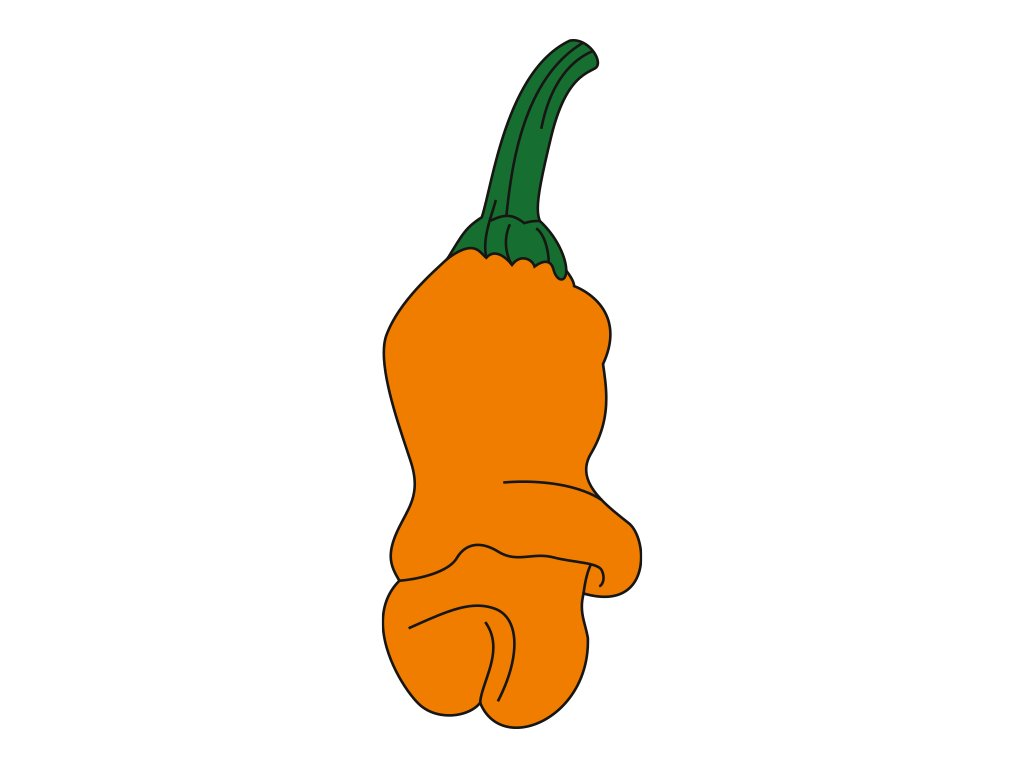 Pepper Petter Orange