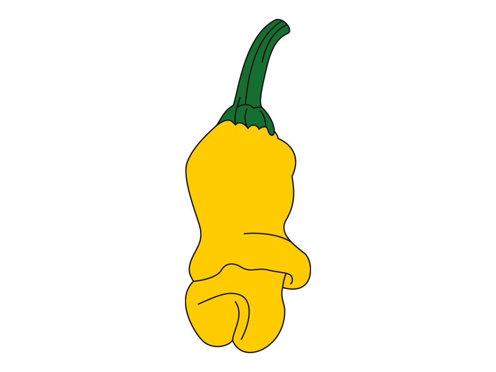 Pepper Petter Yellow