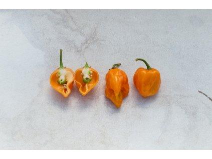 Habanero Orange