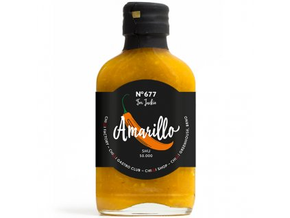 N°677 for JACKIE – AJI AMARILLO 100ml
