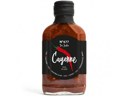 N°677 for JACKIE – CAYENNE RED 100ml