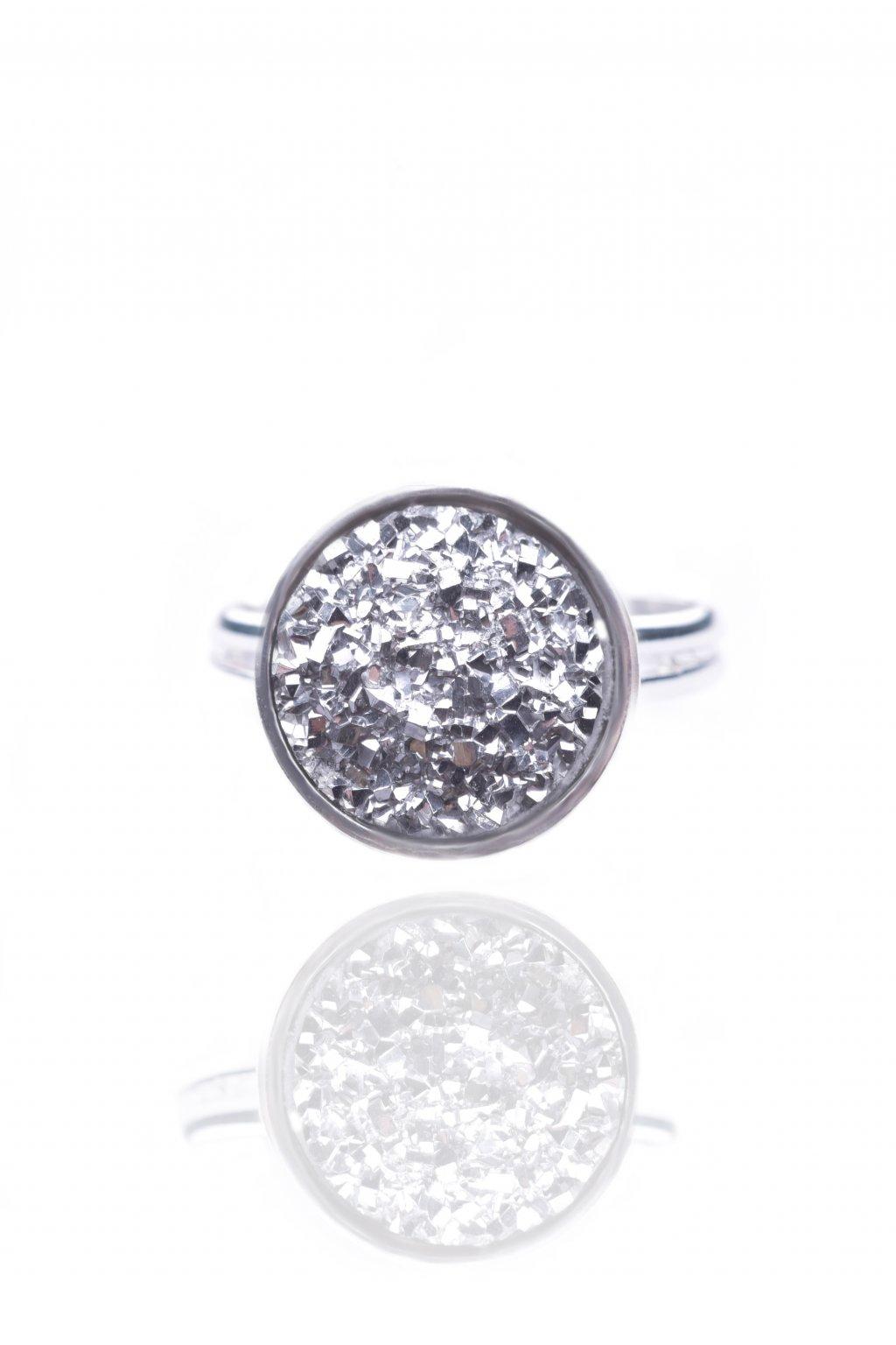 Prsten silver Dragon eye (stříbrné dračí oko)