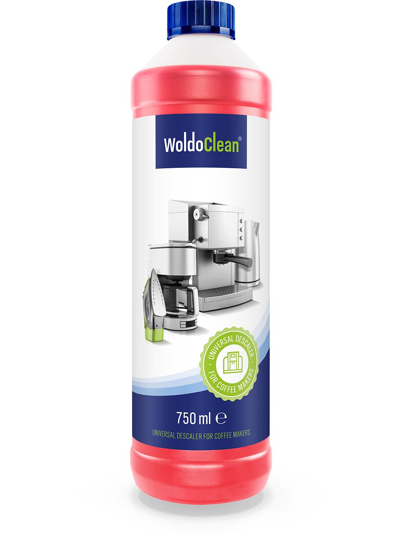 Odvápňováč pro kávovar s barevným indikátorem