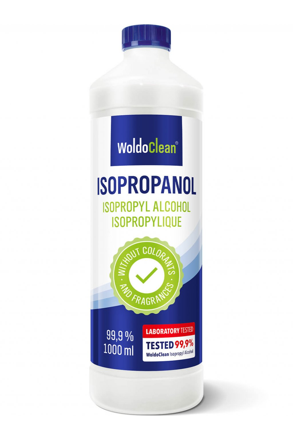 Čistící prostředek isopropanol 1000ml