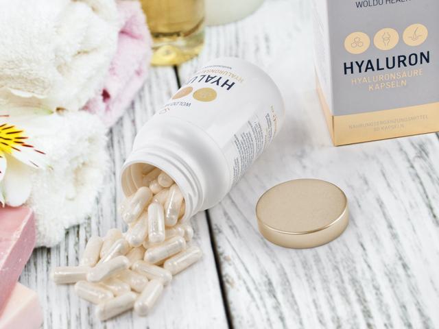 Kyselina hyaluronová testovaná v laboratoři vhodná pro kůži, proti stárnutí a klouby