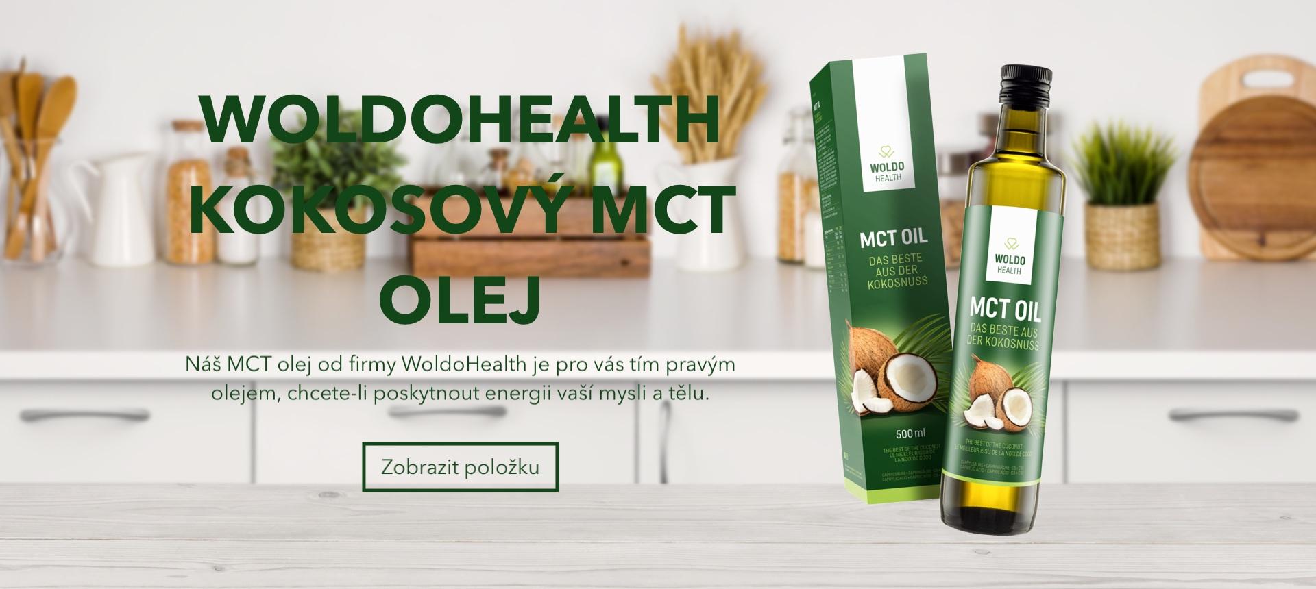 MCT olej