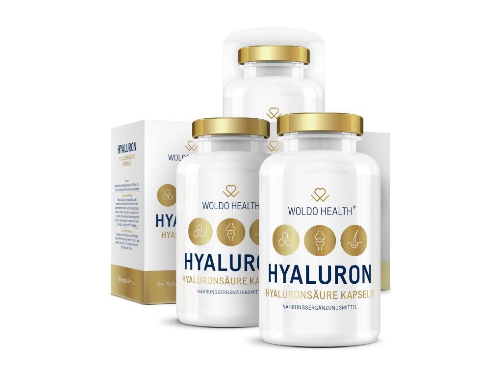 Kyselina hyaluronova kolagen biotin tablety