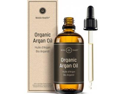 Arganovy olej 100% BIO z Maroka