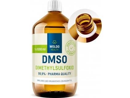 DMSO 1 litr