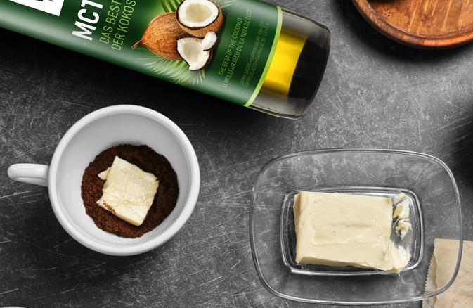 MCT olej pro ketogenní dietu