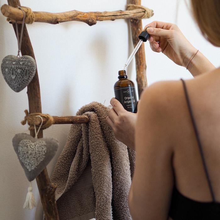 Chcete mít krásné a silné vlasy? Zkuste arganový olej