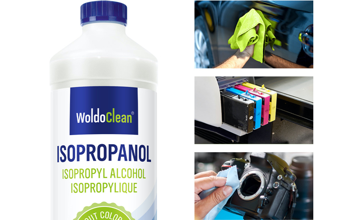 Co je vlastně isopropanol