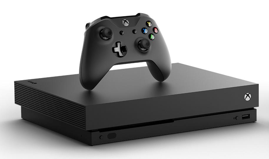 Konzole Xbox One X