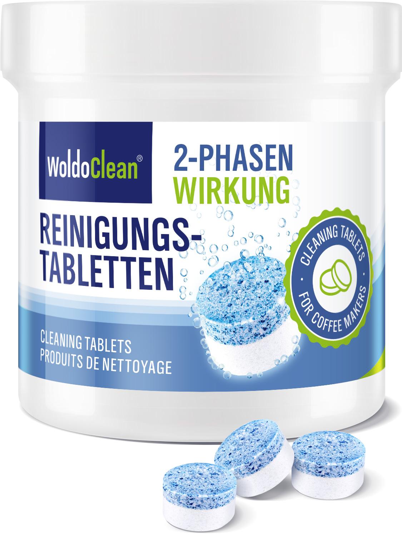 Čistící tablety dvoufázové