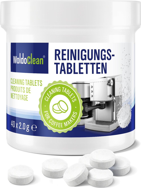 Čistící tablety