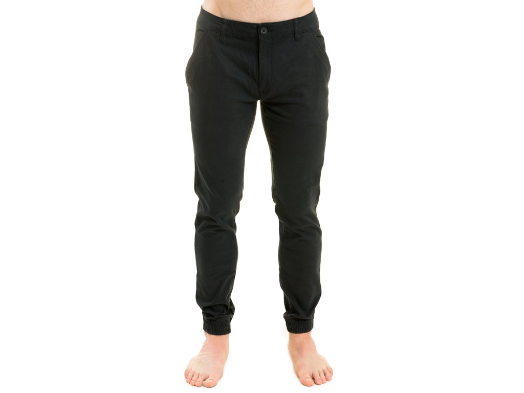 woldo athletics sundin joggerpants schwarz black 01a