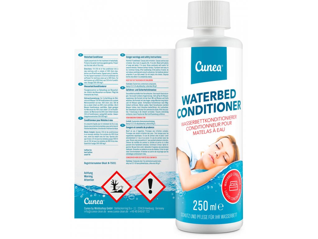 kondicioner pro vodni postel 250ml