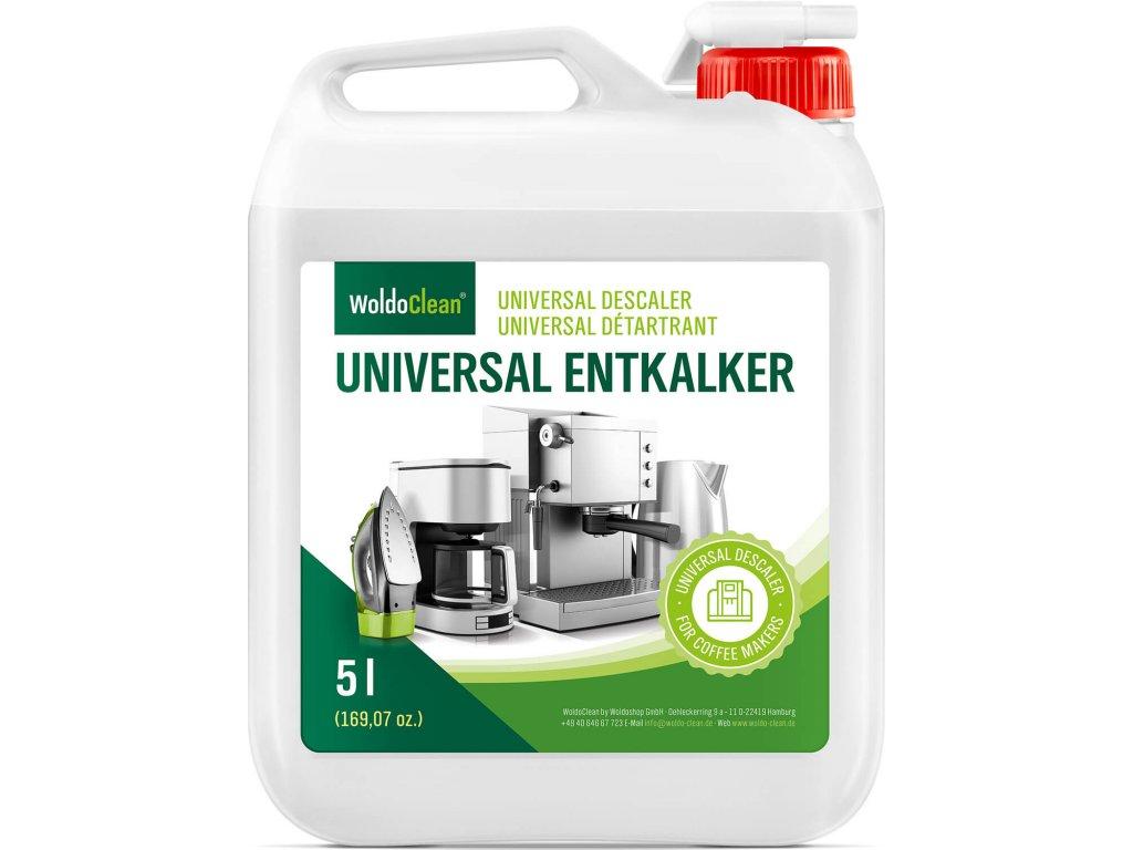 woldoclean descaler entkalker 5 liter 11a