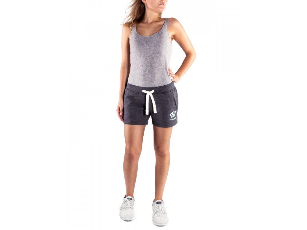 woldo athletics shorts dunkelgrau 01