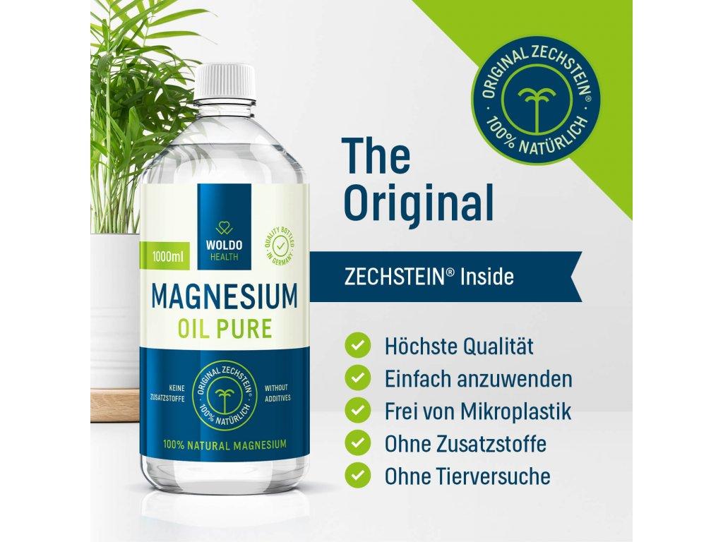 Horcikovy olej Zechstein
