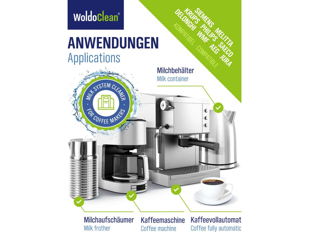 WoldoClean Milchsystemreiniger 750ml 01 1er