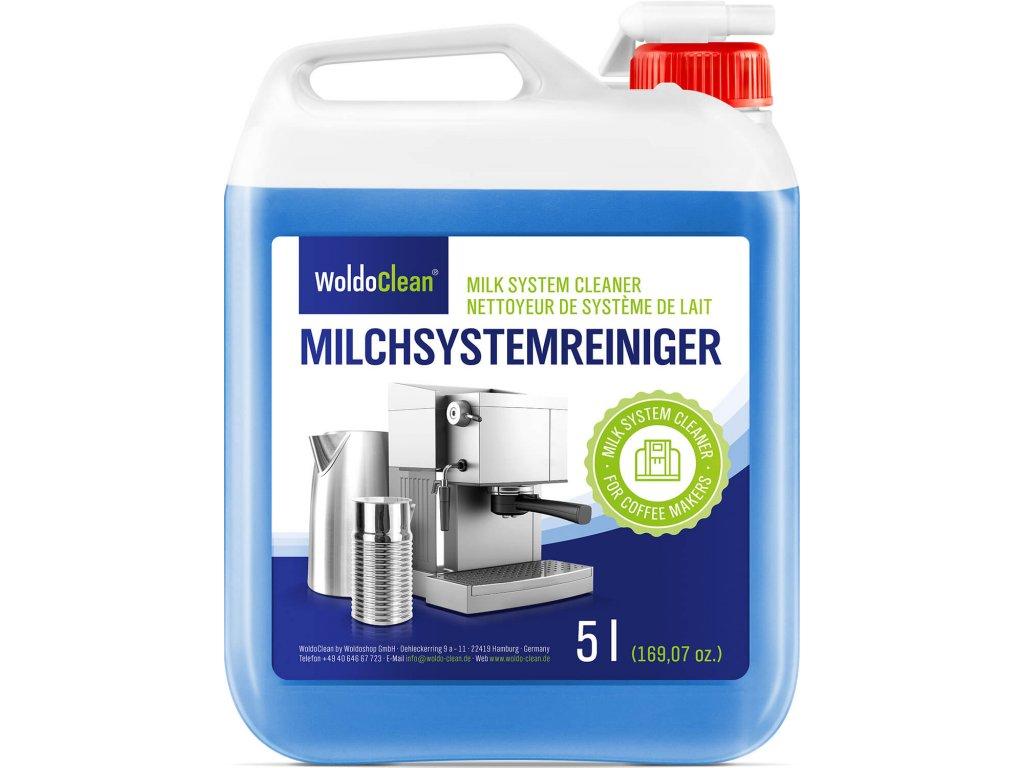 Čistič mléčných cest 5 litru