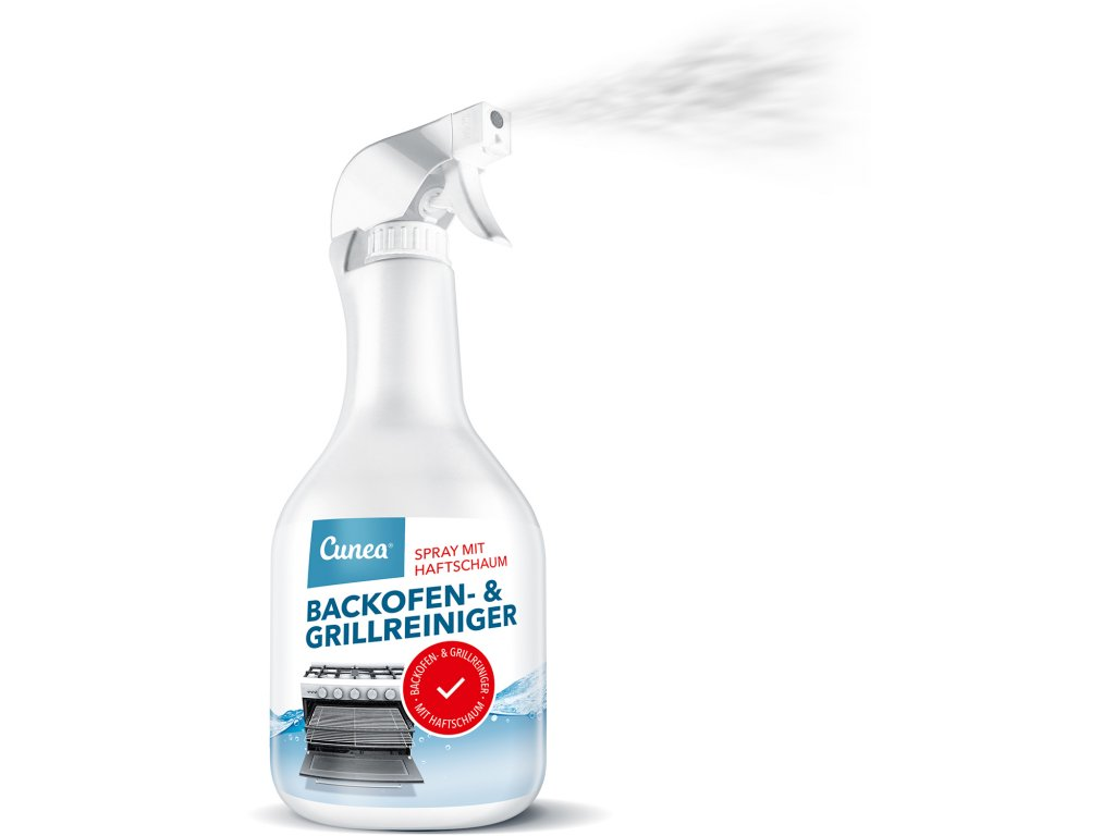 Cunea Grillreiniger Spray 1000ml 1er spray